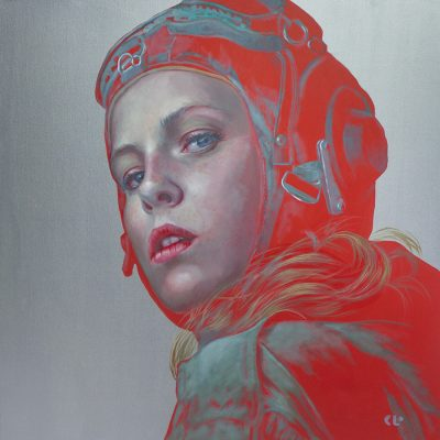 The Price We Pay, oil on linen, 90x90cm SOLD