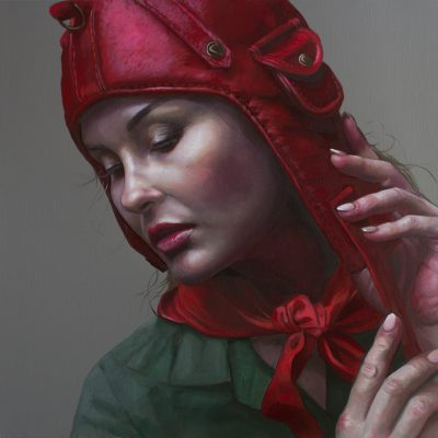 Should Have Known Better, oil on linen, 90x90cm, SOLD