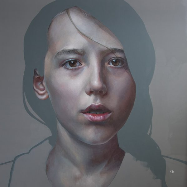 oil on linen, 180x180cm