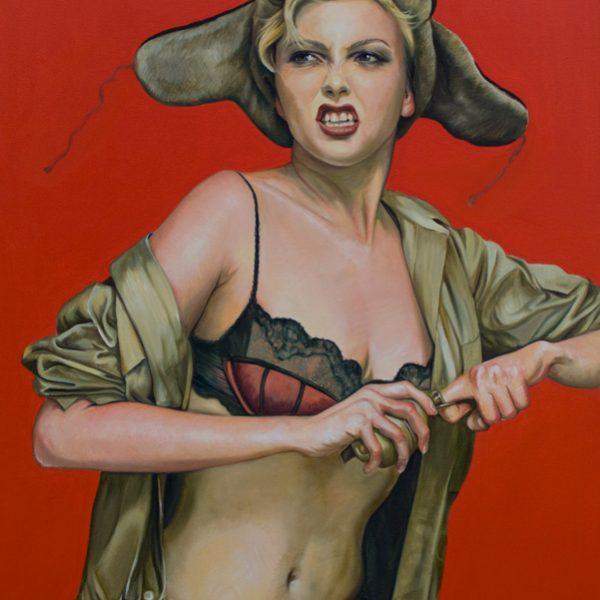 oil on canvas, 92x122cm, Sulman Prize 2012, SOLD