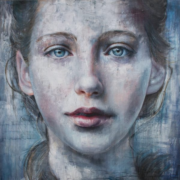 oil on canvas, 120x120cm, SOLD